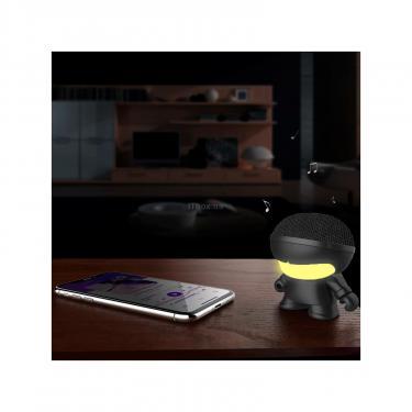 Интерактивная игрушка Xoopar Акустическая система Mini Xboy Металлик Black Фото 5
