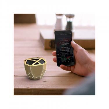 Интерактивная игрушка Xoopar Акустическая система Geo Speaker Gold Фото 3