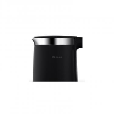 Электрочайник Xiaomi Viomi Smart Kettle Black (V-SK152B) - фото 3