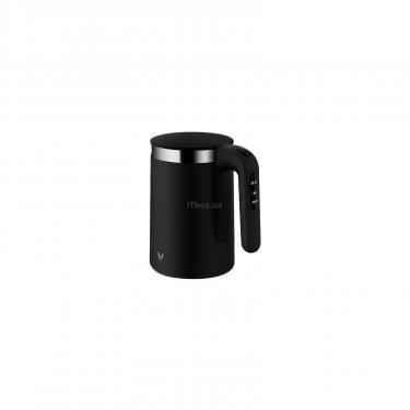 Электрочайник Xiaomi Viomi Smart Kettle Black (V-SK152B) - фото 1