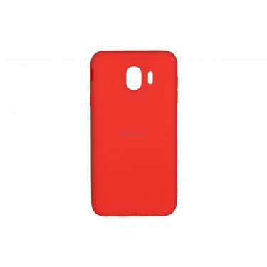 Чехол для моб. телефона 2E Samsung Galaxy J4 2018 (J400) , Soft touch, Red (2E-G-J4-18-NKST-RD) - фото 1