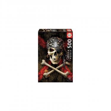 Пазл Educa Пиратский череп 500 элементов Фото