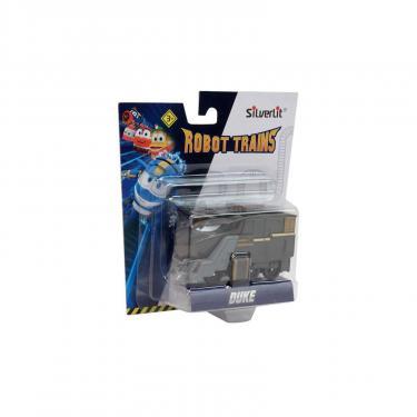 Игровой набор Silverlit Robot Trains паровозик Дюк Фото 3