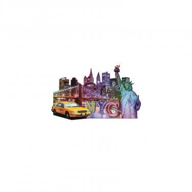 Пазл Ravensburger Силуэт-пазл Нью-Йорк 1158 элементов Фото 1