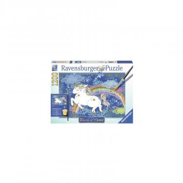 Пазл Ravensburger Единорог и радуга 1200 элементов Фото
