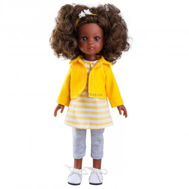 Кукла Paola Reina Нора в ярко-желтом Фото