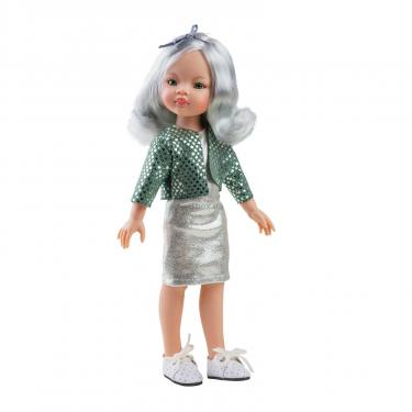 Кукла Paola Reina Маника с серыми волосами 32 см Фото