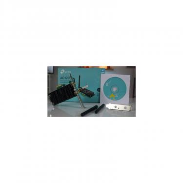 Ретранслятор TP-Link Archer T4E AC1200, PCI Express, Beamforming (ARCHER-T4E) - фото 8