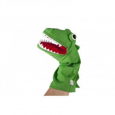 Игровой набор Goki Кукла-перчатка Корокодил Фото 1