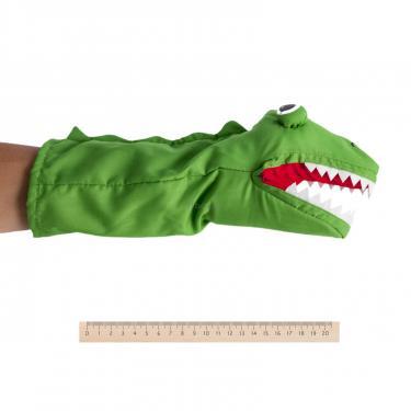 Игровой набор Goki Кукла-перчатка Корокодил Фото 2