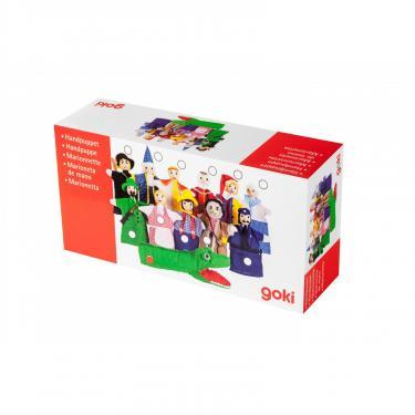 Игровой набор Goki Кукла-перчатка Корокодил Фото 5