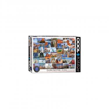 Пазл Eurographics Дорогами США, 1000 элементов Фото