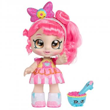 Кукла Kindi Kids Донатина SNACK TIME FRIENDS Фото 2
