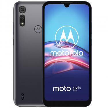 Мобільний телефон Motorola E6S 4/64 GB Meteor Grey (PAJE0031RS) - фото 12