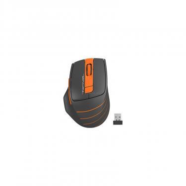 Мышка A4Tech FG30S Orange Фото 1