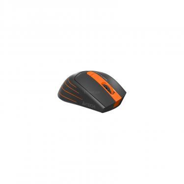 Мышка A4Tech FG30S Orange Фото 3