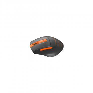 Мышка A4Tech FG30S Orange Фото 4