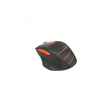 Мышка A4Tech FG30S Orange Фото 5
