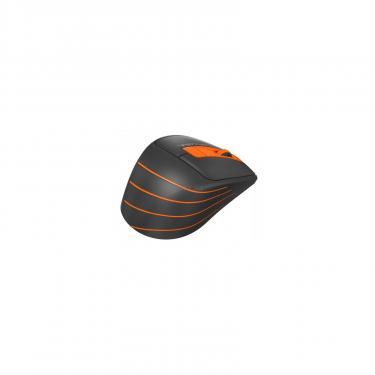 Мышка A4Tech FG30S Orange Фото 6