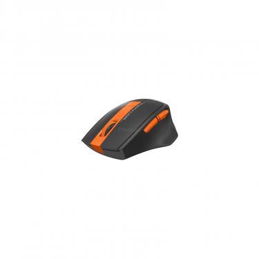 Мышка A4Tech FG30S Orange Фото