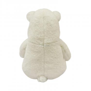 Мягкая игрушка Aurora Полярный медведь 35 см Фото 3