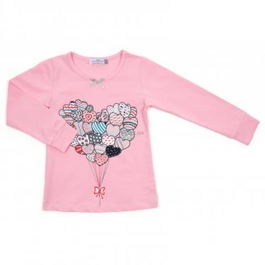 Пижама Matilda с сердечками (12101-2-92G-pink) - фото 2