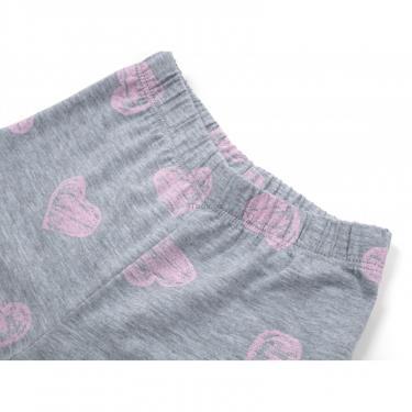 Пижама Matilda с сердечками (12101-2-92G-pink) - фото 8