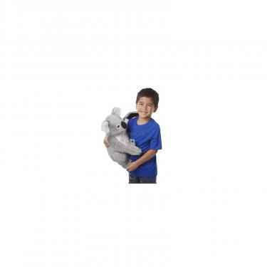 Мягкая игрушка Melissa&Doug Большая плюшевая коала, 46 см Фото 1