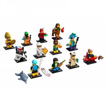 Конструктор LEGO Minifigures Выпуск 21 8 деталей Фото 1