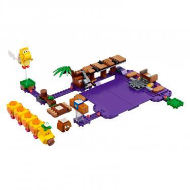 Конструктор LEGO Super Mario Ядовитое болото гусеницы. Дополнительн Фото 1