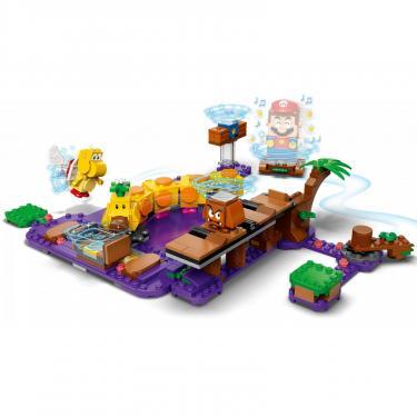 Конструктор LEGO Super Mario Ядовитое болото гусеницы. Дополнительн Фото 2