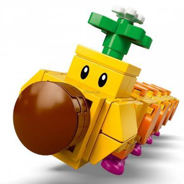 Конструктор LEGO Super Mario Ядовитое болото гусеницы. Дополнительн Фото 3