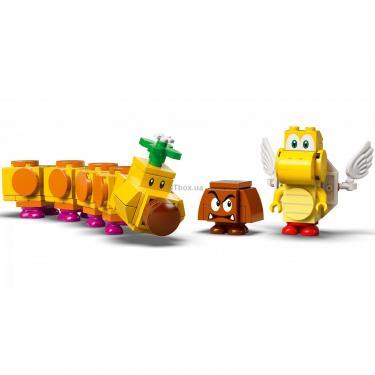 Конструктор LEGO Super Mario Ядовитое болото гусеницы. Дополнительн Фото 4