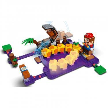 Конструктор LEGO Super Mario Ядовитое болото гусеницы. Дополнительн Фото 6