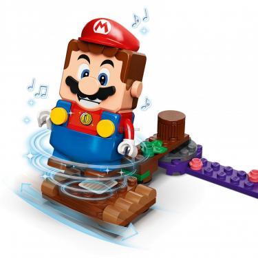 Конструктор LEGO Super Mario Ядовитое болото гусеницы. Дополнительн Фото 7