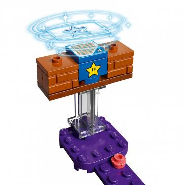 Конструктор LEGO Super Mario Ядовитое болото гусеницы. Дополнительн Фото 8