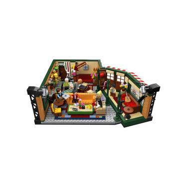 Конструктор LEGO Ideas Центральная кофейня Фото 1