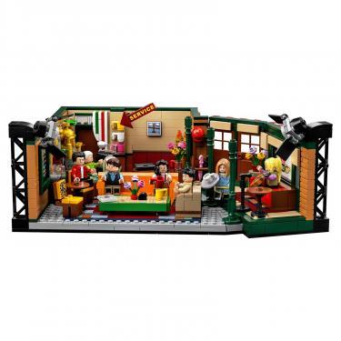 Конструктор LEGO Ideas Центральная кофейня Фото 2