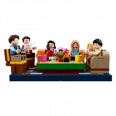 Конструктор LEGO Ideas Центральная кофейня Фото 3