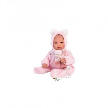Пупс Llorens Baby con mochila saquito, 36 см Фото