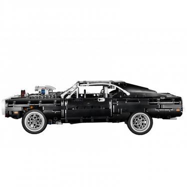 Конструктор LEGO Technic Dodge Charger Доминика Торетто 1077 детале Фото 2