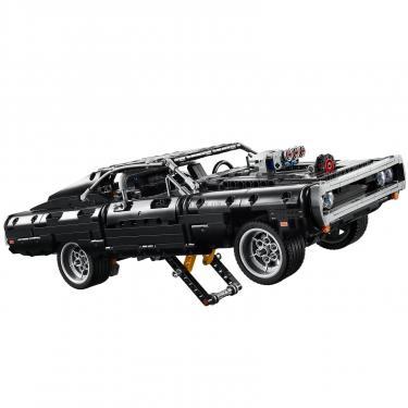 Конструктор LEGO Technic Dodge Charger Доминика Торетто 1077 детале Фото 3