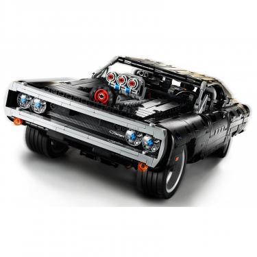 Конструктор LEGO Technic Dodge Charger Доминика Торетто 1077 детале Фото 4