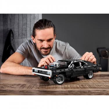 Конструктор LEGO Technic Dodge Charger Доминика Торетто 1077 детале Фото 6