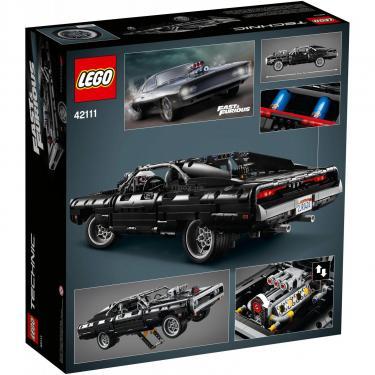 Конструктор LEGO Technic Dodge Charger Доминика Торетто 1077 детале Фото 7