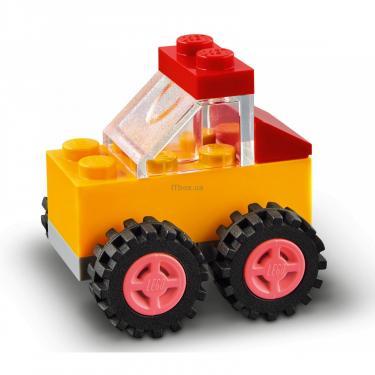 Конструктор LEGO Classic Кубики и колеса Фото 9