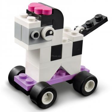 Конструктор LEGO Classic Кубики и колеса Фото 4