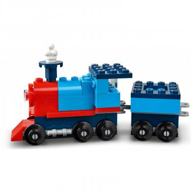 Конструктор LEGO Classic Кубики и колеса Фото 5