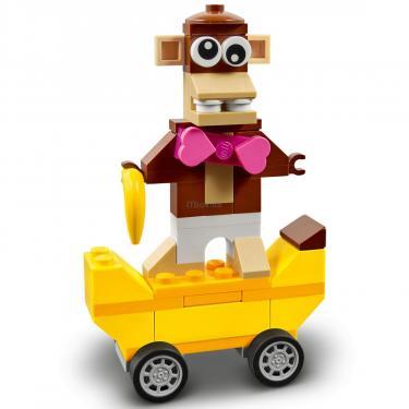 Конструктор LEGO Classic Кубики и колеса Фото 6
