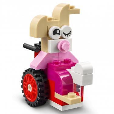 Конструктор LEGO Classic Кубики и колеса Фото 8